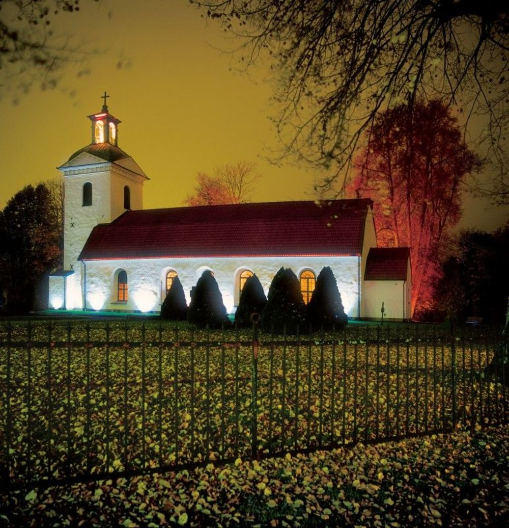 Site 1 Landskyrkan