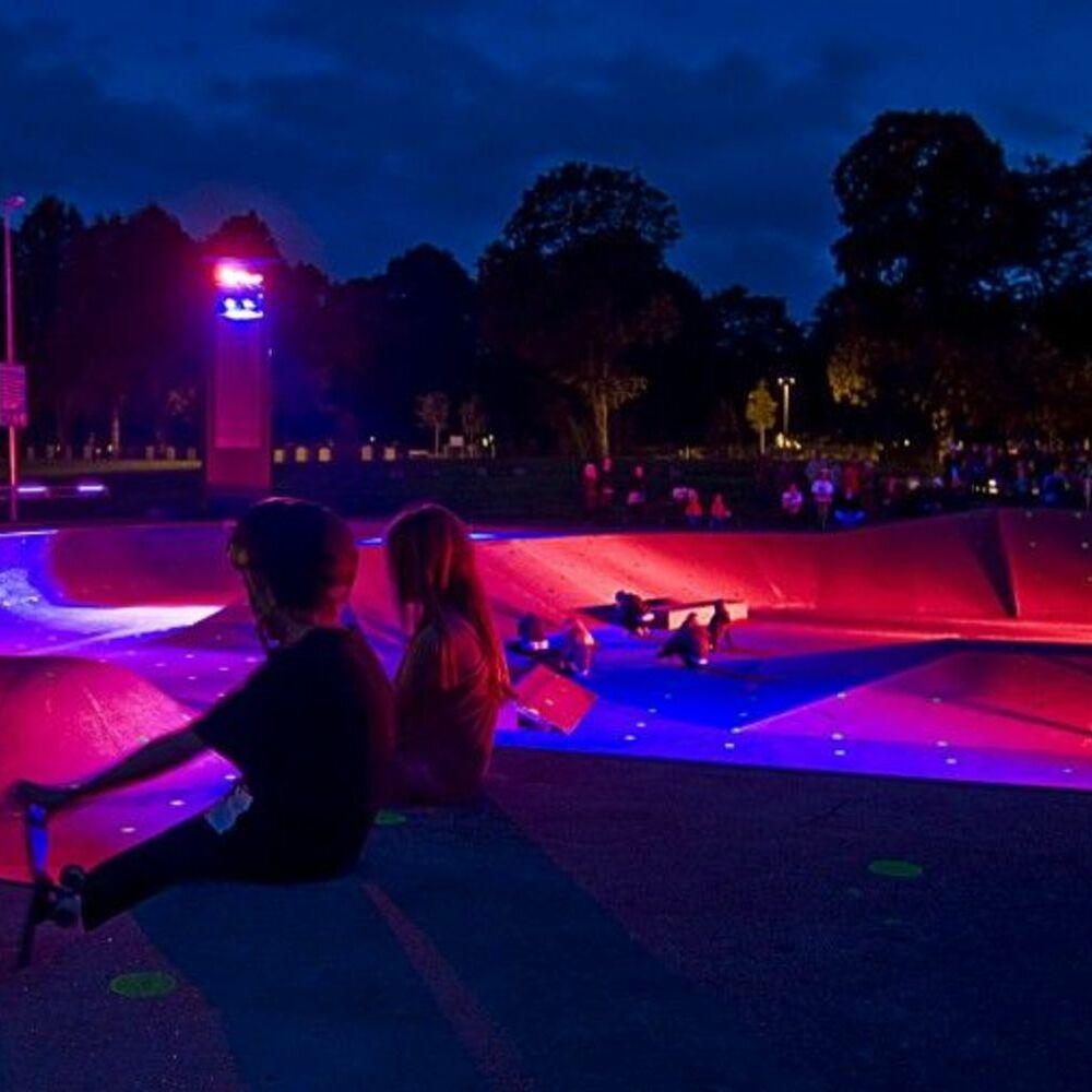 Site 4 Skateparken