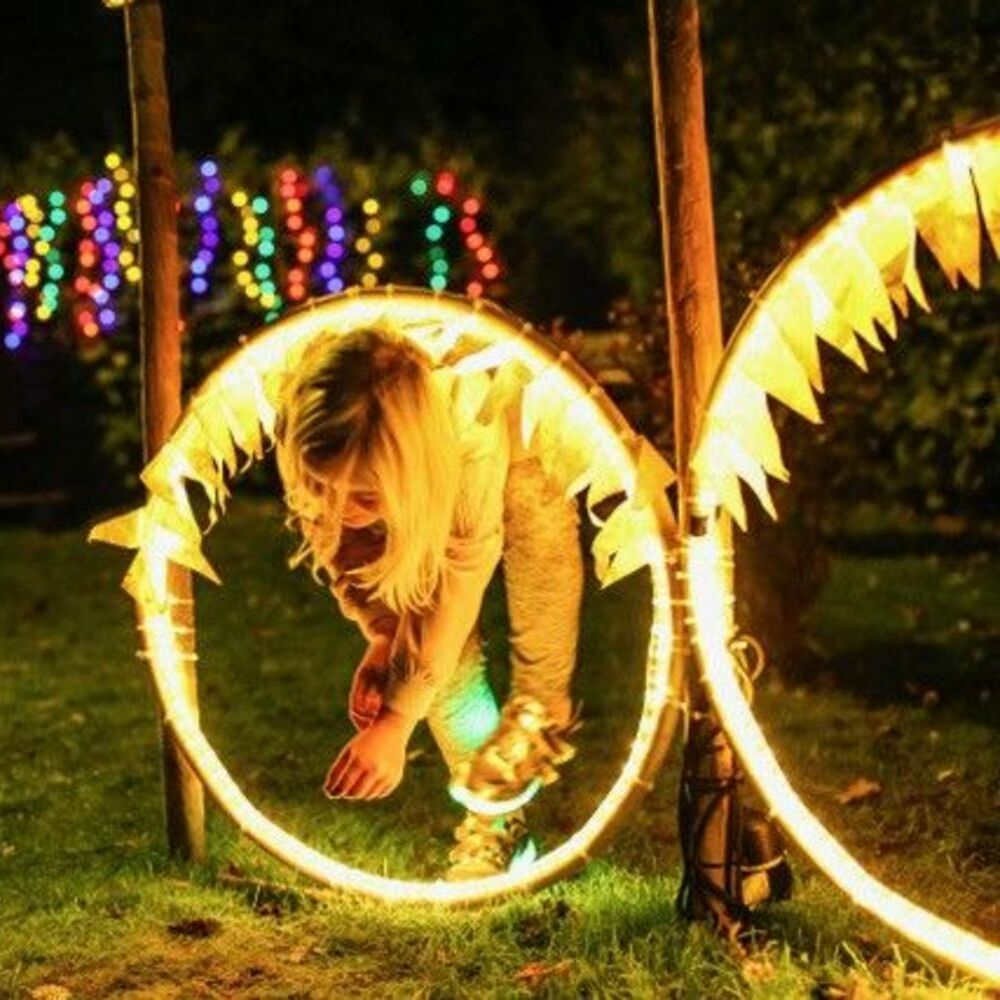 Barnens Lights Ljuscirkus