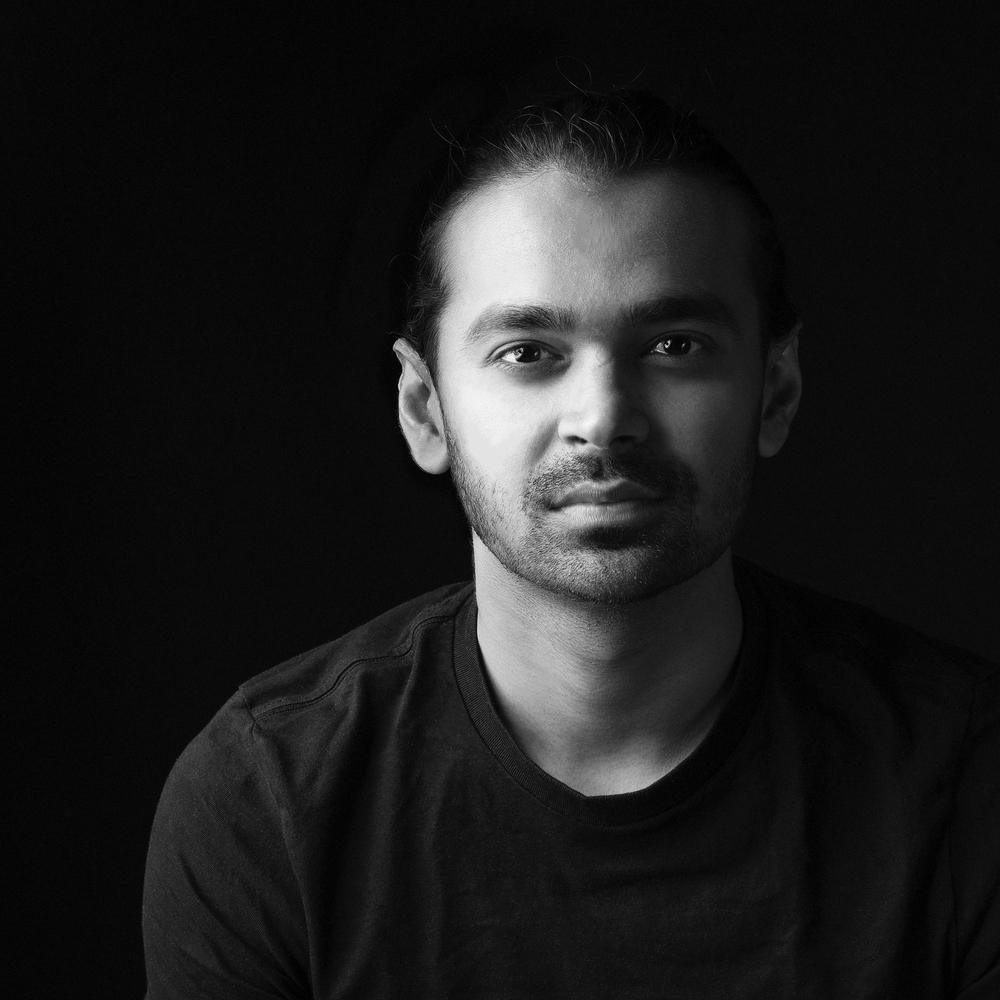 Portrait of Anuj Gala