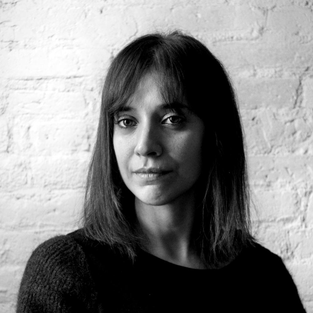 Portrait of Sara Ortega