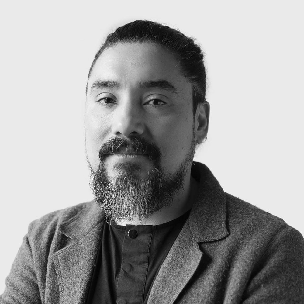Portrait of Rodrigo Muro